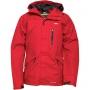 Likvidace skladu! Pánská nepromokavá bunda Trespass Corvo / TP75 (5000mm / 5000mvp) Red