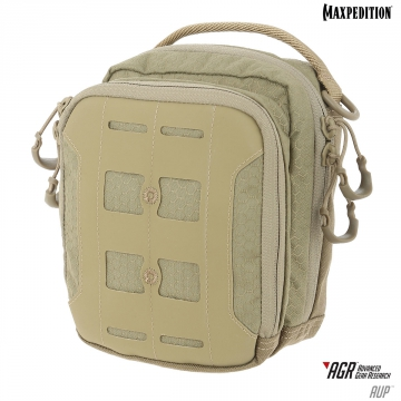 Puzdro Maxpedition Accordion Utility Pouch (AUP) ARG / 19x16 cm Tan