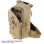 Batoh přes rameno Maxpedition Sitka Gearslinger (0431) / 15L / 25x18x46 cm Khaki