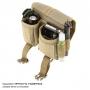 Pouzdro Maxpedition TC-7 (PT1031) / 13x13 cm Khaki