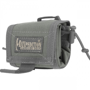 Skládací pouzdro Maxpedition Rollypolly (0208) / 20x15 cm OD Green