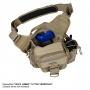 Brašna přes rameno Maxpedition Jumbo S-Type (0413) / 21x20x10 cm Dark Brown