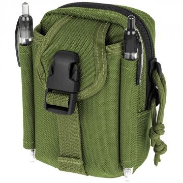 MOLLE kapsa Maxpedition M-2 (0308) / 14x9 cm OD Green