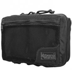 Pouzdro na první pomoc Maxpedition Individual First Aid (0329) / 15x20 cm Black