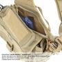 Brašna Maxpedition Mongo Versipack (0439) / 24x30x10 cm Black
