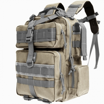 Batoh Maxpedition Typhoon (0529) / 13L / 28x16x35 cm Khaki