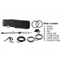 Svietidlo Armytek Predator Pro v3 XHP35 / Studená biela / 1700L (1h) / 451m / 9 režimov / IP68 / Li-Ion 18650 / 135gr