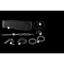 Svietidlo Armytek Viking Pro v3 XP-L / Studená biela / 1250lm (1.3h) / 370m / 9 režimov / IP68 / Li-Ion 18650 / 126gr