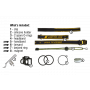 Čelovka Armytek Wizard Pro v3 XHP50 / Studená biela / 2300lm (1h) / 130m / 11 režimov / IP68 / Včetně 1 x Li-ion 18650 / 48gr