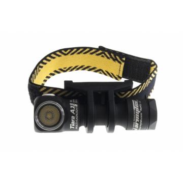 Čelovka Armytek Tiara A1 Pro v2 XM-L2  / Studená biela / 550lm (0.5h) / 40m / 8 režimov / IP68 / Li-Ion 14500 / 61gr