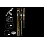 Čelovka Armytek Tiara C1 Pro v2 XM-L2 / Studená biela  / 800lm (40min) / 93m / 10 režimov / IP68 / Li-ion 16340 / 56gr