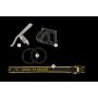 Čelovka Armytek Tiara C1 v2 XP-L / Studená biela  / 800lm (40min) / 93m / 6 režimov / IP68 / Li-ion 16340 / 45gr