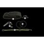 Svietidlo Armytek Partner A2 v3 XP-L  / Studená biela / 620lm (1h) / 130m / 6 režimov / IP68 / 2xAA / 67gr