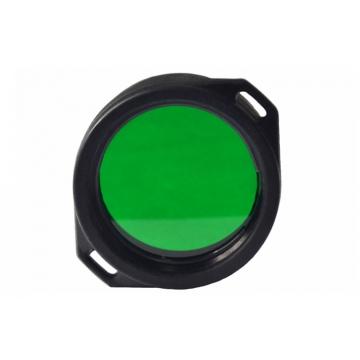 Zelený filtr Armytek na svítilny Armytek Viking / Predator