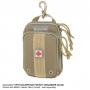 Organizér Maxpedition ZipHook malý (PT1535) / 16x11 cm Foliage Green