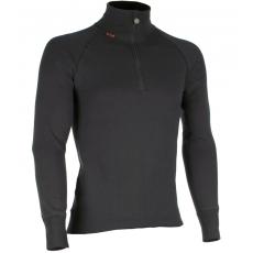 ZIP Polo-krční triko TERMO Original (střední)  / Black M, S