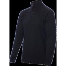 ZIP Polo-krční triko TERMO Original (vlna, těžké) Black S, XL