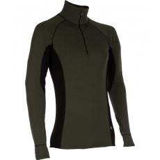 ZIP Polo-krční triko TERMO Original (vlna, Green M