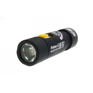 Svítilna Armytek Prime C1 v3 XP-L / Studená bílá / 800lm (40min) / 131m / 6 režimů / IP68 / Li-Ion 16340 / 52gr