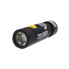 Svítilna Armytek Prime C1 v3 XP-L / Teplá bílá / 744lm (40min) / 122m / 6 režimů / IP68 /
