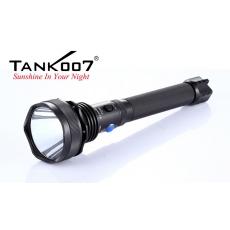 Svietidlo Tank007 TC60 U2 / Studená bíelá / 1000L (2h) / 500m / 4 režimov / IPX8 /