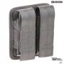 Dvojité pouzdro Maxpedition Double Sheath Pouch (DES) / 10x4x13 cm Tan