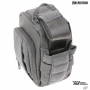 Puzdro Maxpedition Side Opening Pouch (SOP) AGR / 13x15 cm Black