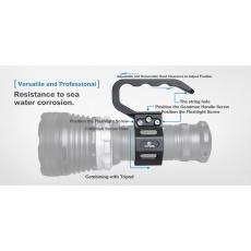 Rukojeť pro potápěčsku svítilnu XTAR D35