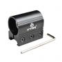 Montáž na zbraň pre svetlo 25.4mm XTAR