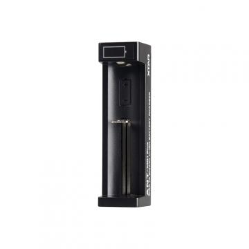 Nabíjačka USB XTAR MC1 Plus pre 3.6 / 3.7 Li-ion / IMR / INR / ICR: 18650, 10440, 14500, 14650, 16340, 17335, 17500, 17670, 18350, 18490, 18500, 18700, 22650, 25500, 26650