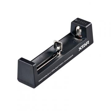 Nabíjačka USB XTAR MC1 pre 3.6 / 3.7 Li-ion / IMR / INR / ICR: 18650, 10440, 14500, 14650, 16340, 17335, 17500, 17670, 18350, 18490, 18500, 18700, 22650, 25500, 26650