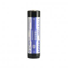 XTAR 18650 2200mAh Dobíjacie, chránené batérie