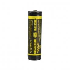 XTAR 14500 800mAh Dobíjacie, chránené batérie
