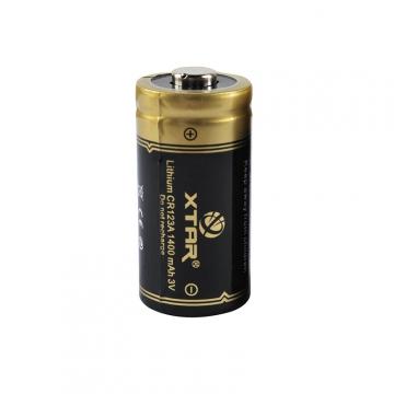 Lithiová baterie XTAR CR123A 1400mAh