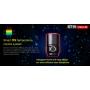 Svietidlo Klarus ST15 / Studená bíelá / 1100L (1h40min) / 305m / 6 režimov / IPX8 / 18650 Li-Ion / 110gr