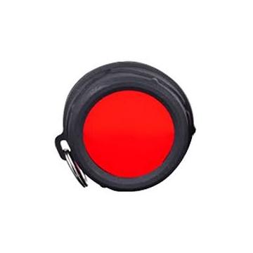 Klarus Červený silikonový filter FT11-Red 35 mm pre  XT10/XT11/XT12/XTQ1/XT11S/XT11GT/RS11