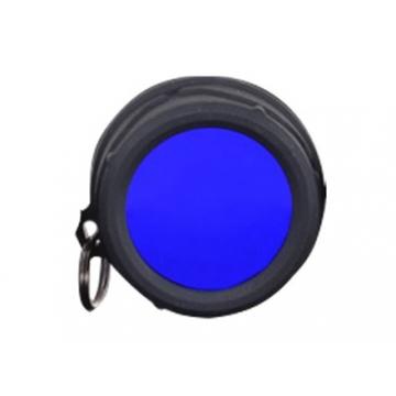 Klarus Modrý silikonový filter FT11-Blue 35mm pre XT10/XT11/XT12/XTQ1/XT11S/XT11GT/RS11