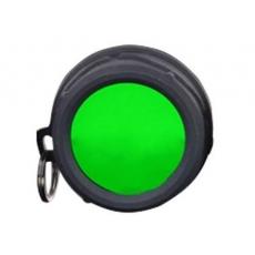 Klarus Zelený silikonový filter FT11-Green 35mm pre