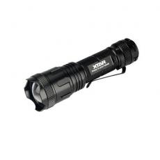 Svietidlo XTAR se zoomem WK007 / Studená bíelá / 500lm (47min) / 175m / 6 režimů / IPX5 /