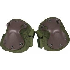 Chrániče na lokty s tvrdou skořápkou Viper Tactical (VELBHS) Green