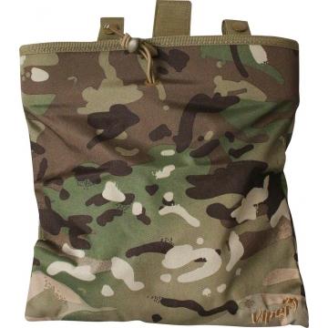 Skládací odhazovák na prázdné zásobníky Viper Tactical Folding Dump Bag / 30x25cm VCAM