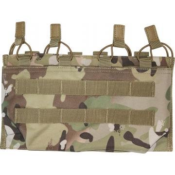 Sumka na čtyři zásobníky M4 Viper Tactical Quad Mag Sleeve / 30x16x4.5cm VCAM