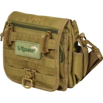 Pouzdro pro zvláštní operace Viper Tactical Special Ops Pouch  / 5.4L / 20 x 15 x 18 cm Green