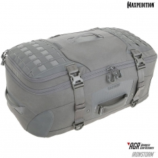 Cestovní batoh Maxpedition Ironstorm Adventure Travel Bag (RSM) AGR / 62L / 38x28x66 cm Grey