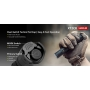 Svítilna Klarus XT2CR USB / Studená bíelá / 1600lm (1.2h) / 240m / 6 režimů / IPx8 / včetně 18650 Li-Ion / 88gr
