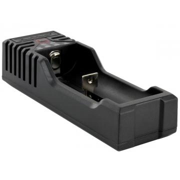 Nabíječka USB Klarus K1 pro Li-ion:26650 22650 18650 18490 18350 17670 17500 16340 14500 10440 16340 / Ni-MH/Ni-Cd:AA AAA AAAA C / LiFePO4