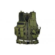 Vesta PVC-V547T UTG-Leapers Law Enforcement Tactical Vest OD Green