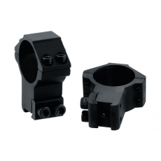 Montáž pro optiku 30mm na Dovetail - kroužky UTG RGPM-30H4 Accushot High (2ks)
