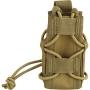 Samosvorná sumka na zásobníky Viper Tactical Elite Pistol Mag Pouch / 9x4x2cm Coyote
