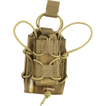 Sumka na zásobníky Viper Tactical Elite Stacker Mag / 12x8x5cm Coyote